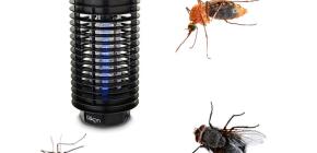 Lámparas para la destrucción de insectos voladores.