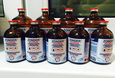 Remedio para las chinches Zonder y comentarios sobre el uso de este medicamento.