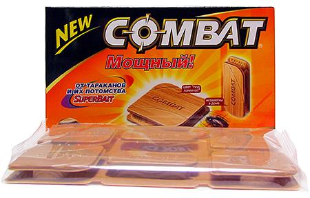 Ejemplo: trampas de cucarachas kombat