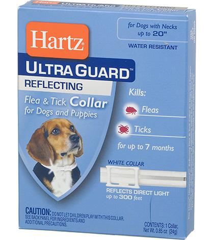 Collar de pulgas para perros Hartz Ultra Guard