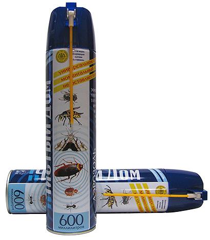 Spray de insectos universal de la casa limpia