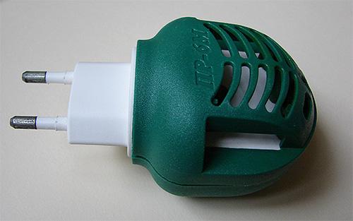 Los fumigadores crean una baja concentración de insecticida en el aire, por lo que actúan lentamente.