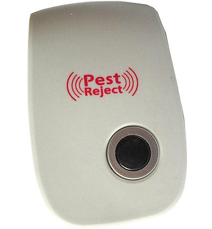Los asustadores ultrasónicos no son muy efectivos contra las pulgas.