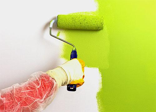 Las pulgas también tienen miedo a los olores fuertes, incluido el olor a pintura fresca.