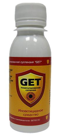 Para deshacerse de Woodlice, puede usar casi cualquier repelente de insectos efectivo, por ejemplo, Get