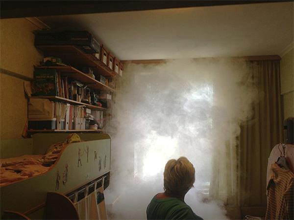 Incluso una bomba de humo de insectos especial puede matar completamente a las cucarachas en un apartamento en tan solo unas horas.