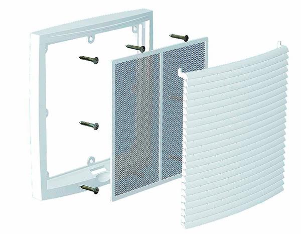 Para evitar la penetración de las chinches de los apartamentos vecinos, se debe instalar una malla fina en la ventilación.