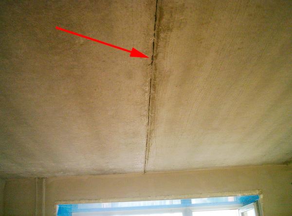 Las grietas en las paredes, el techo y el piso también permiten que los parásitos se muevan entre las habitaciones.
