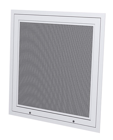 Se recomienda cerrar el orificio de ventilación con una malla fina.